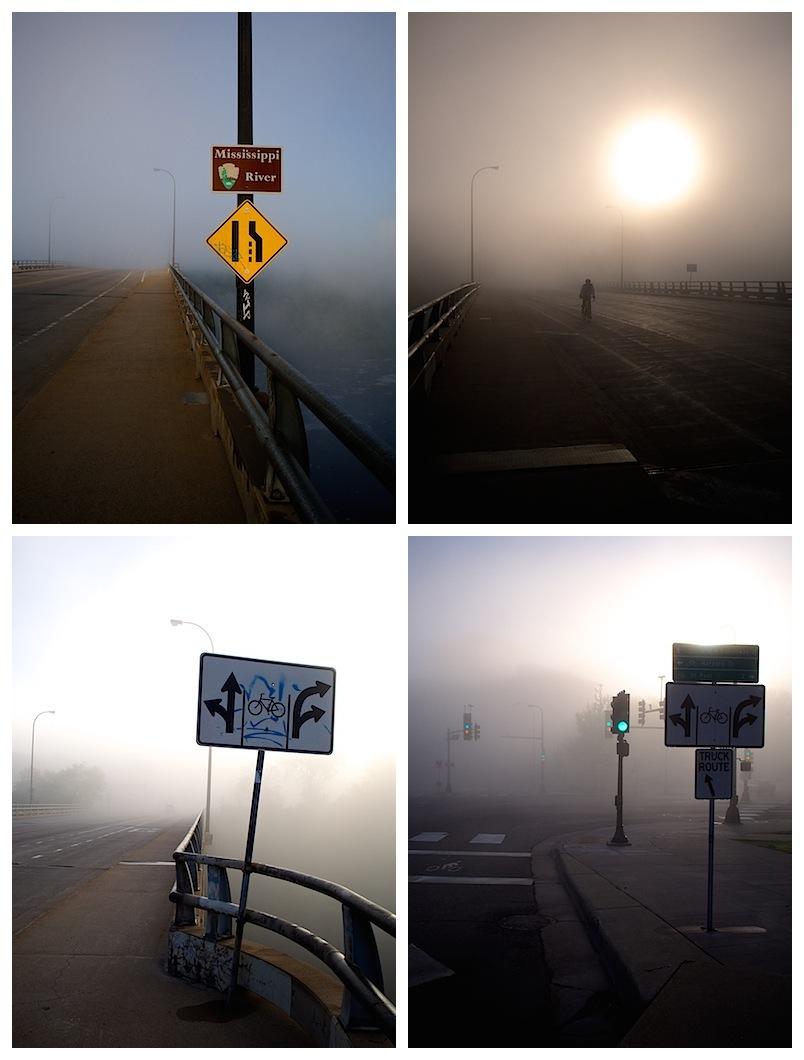 Franklin Avenue Fog