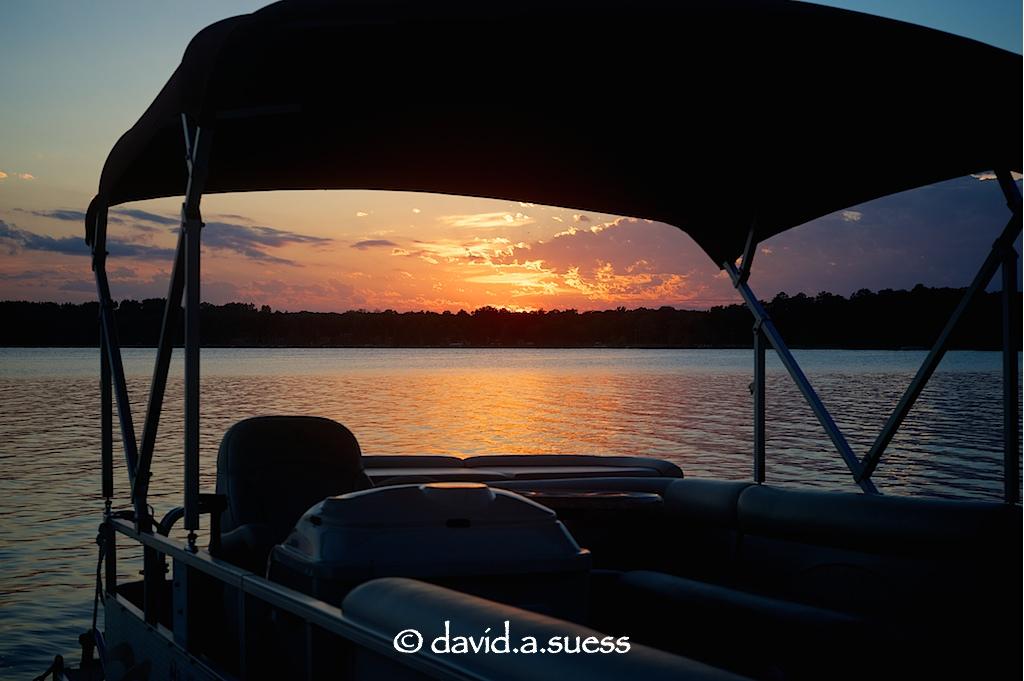 Sand Lake Sunset