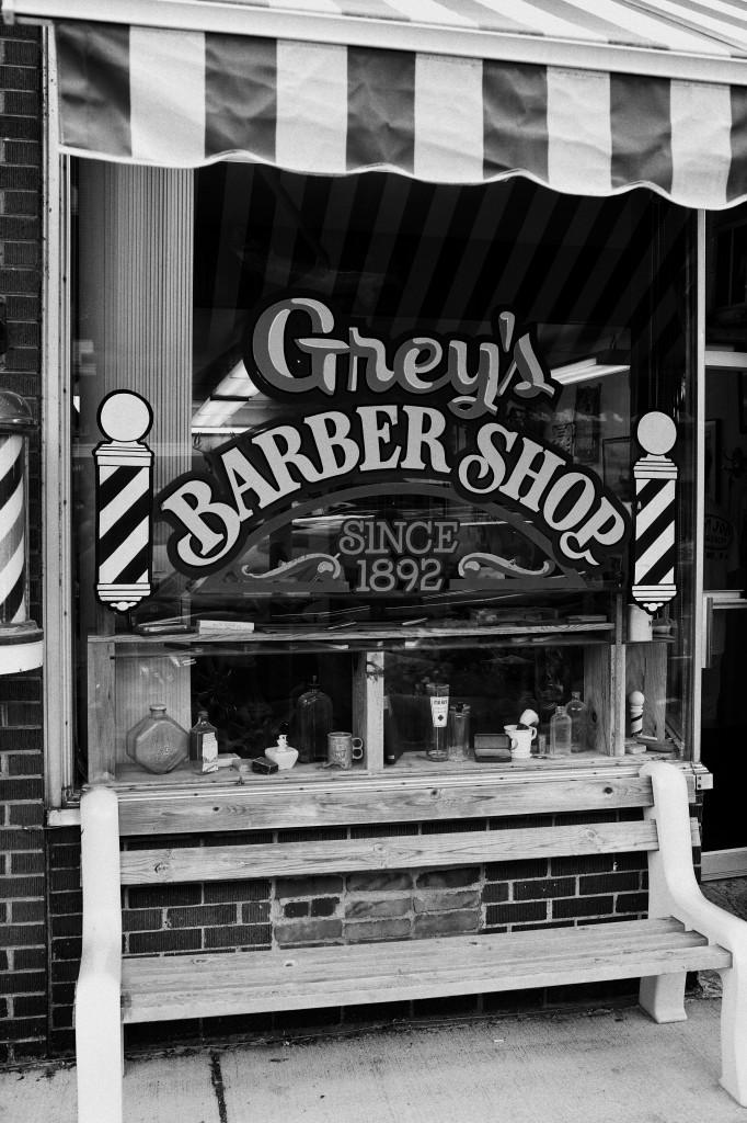 Grey's Barber Shop
