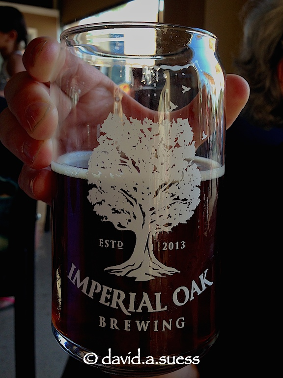 Imperial Oak Brewing Grand Opening