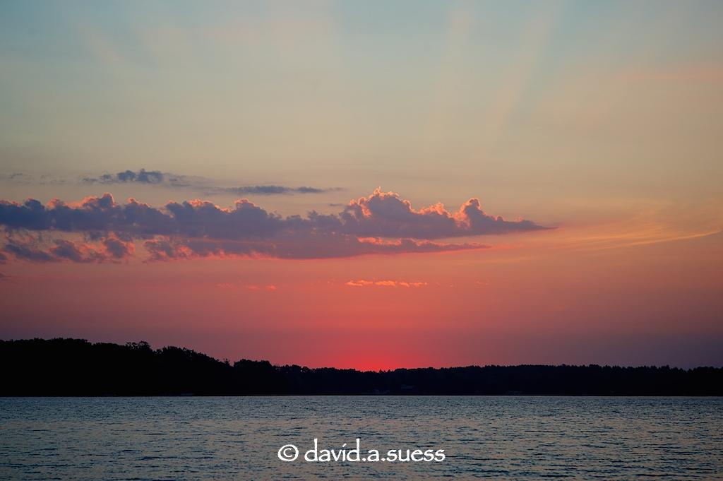 Sand Lake Sunrise