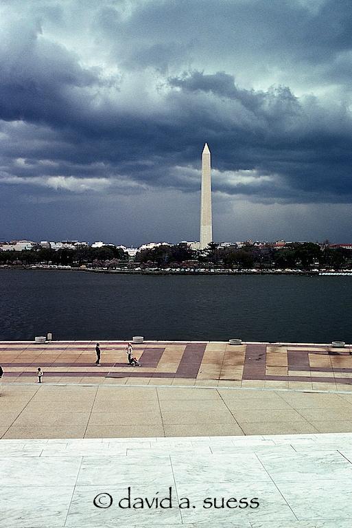 Washington Monument, 1976