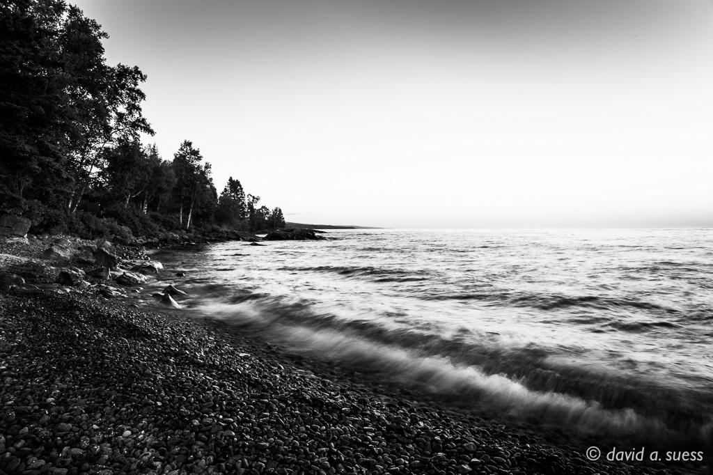 Evening, North Shore, Lake Superior