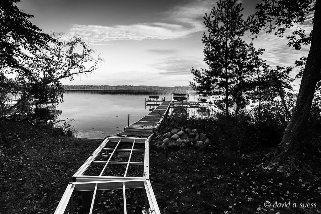 Autumn on Gull Lake