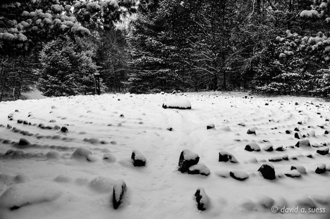 Sacred Grove Labyrinth