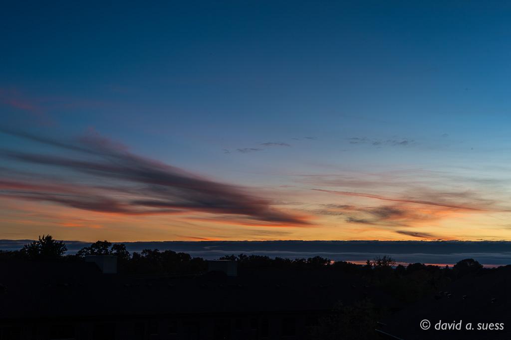 Fleeting Sunset