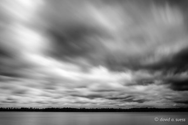 Afternoon Clouds in Motion