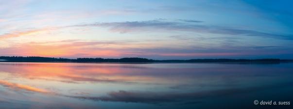 July Dawn on (North) Sand Lake
