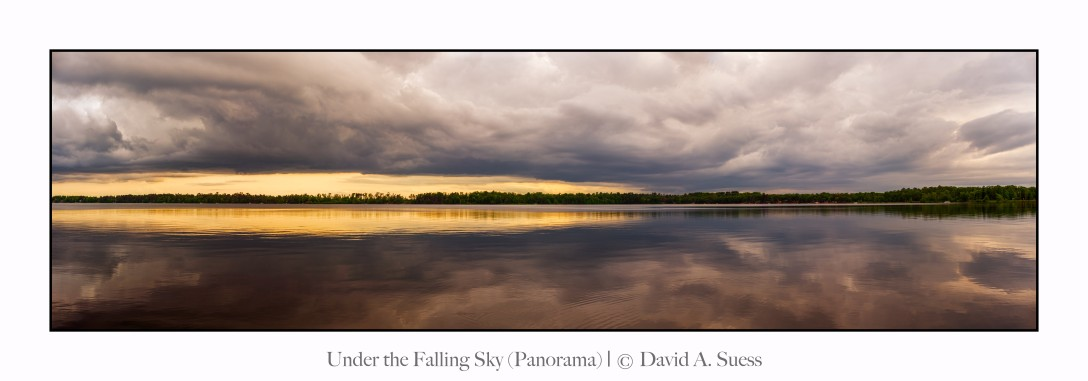 Under the Falling Sky (Panorama)